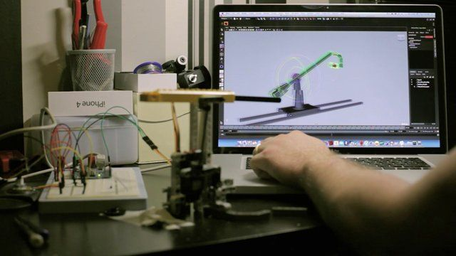 Motion control project ...  Step 1.  (  thx to andrei dore, dan thompson)