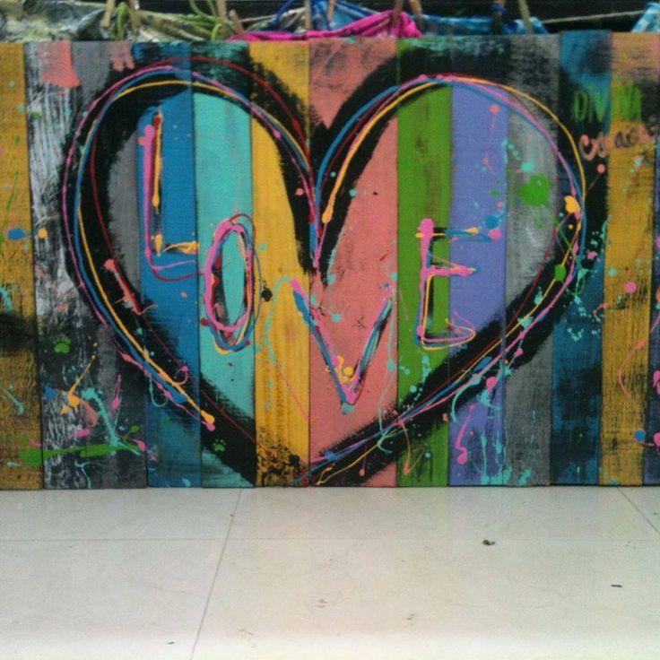 palets love♥ Divina creación Cali,Colombia
