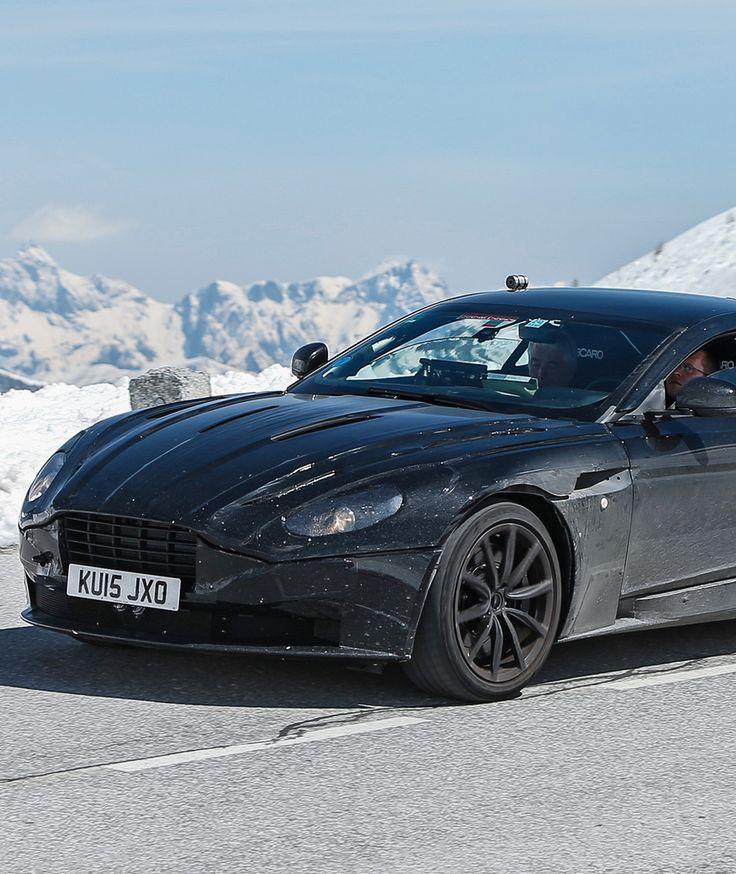 ERWISCHT! DER NEUE ASTON MARTIN DB11 Das Auto, das nicht mal James Bond fahren darf
