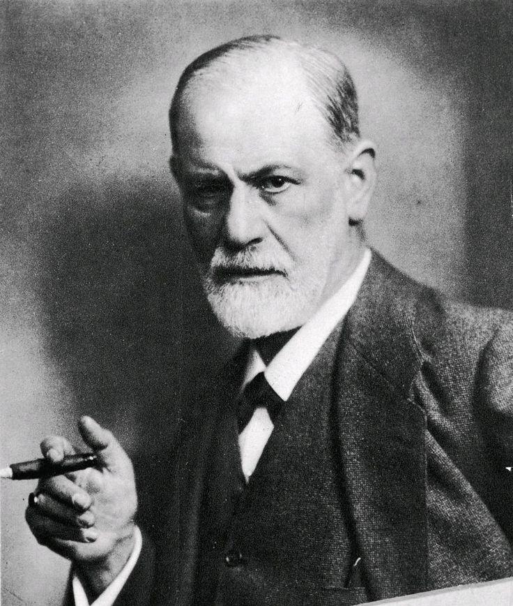 Psykologisk realisme - Sigmund Freud