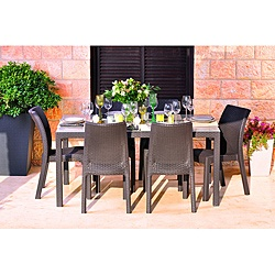 17 best images about patio furniture on pinterest dining for Does homegoods have patio furniture
