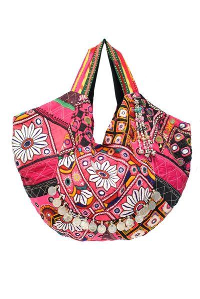 SIMONE CAMILLE Elvas Carry All Bohemian Bag