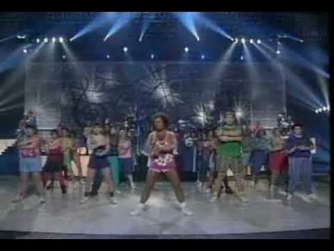 Dance Workout with Richard Simmons (Sweat and Shout)