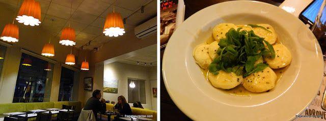 Comer em Buenos Aires - Restaurante Como en Casa, Recoleta