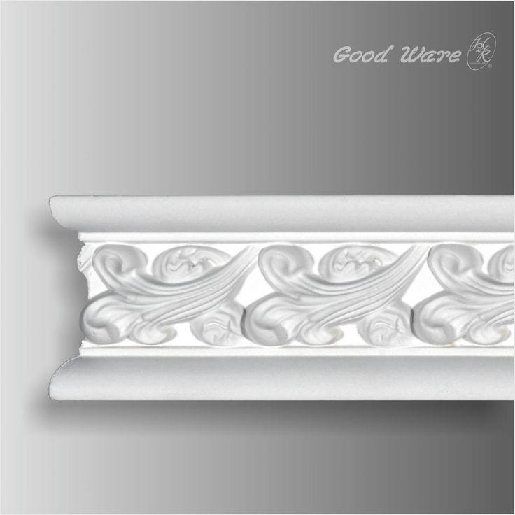 GP-05761 Polyurethane decorative mouldings for wardrobes