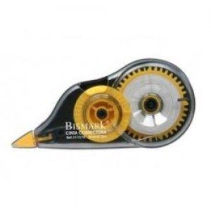 Corrector de cinta bueno y barato Bismark. Cinta correctora a 1,16 € en: http://www.almacenesfontalba.es/corrector-cinta-barato