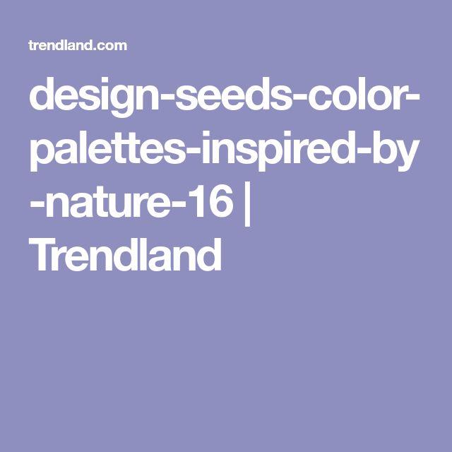 design-seeds-color-palettes-inspired-by-nature-16 | Trendland