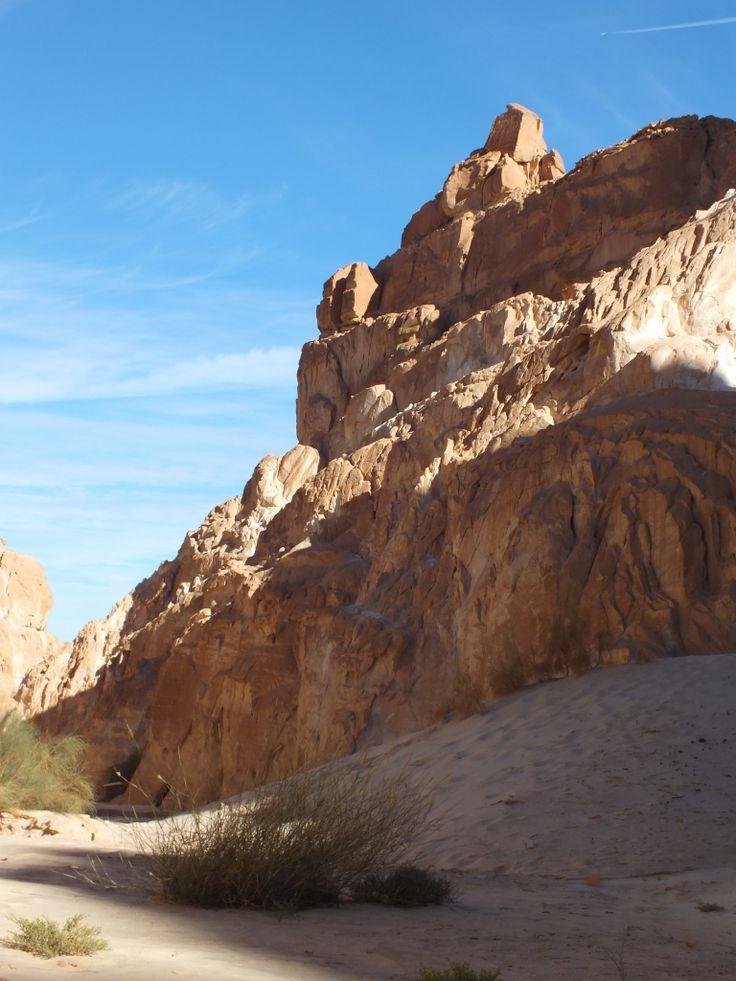 The canion Egipt
