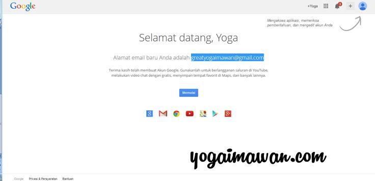 Bagaimana Cara membuat Email Gmail di Google dengan cepat