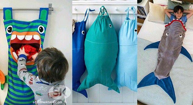 La tela es un material muy versátil que te permite hacer muchas manualidades para tus hijos. ¡Checa estas increíbles ideas!