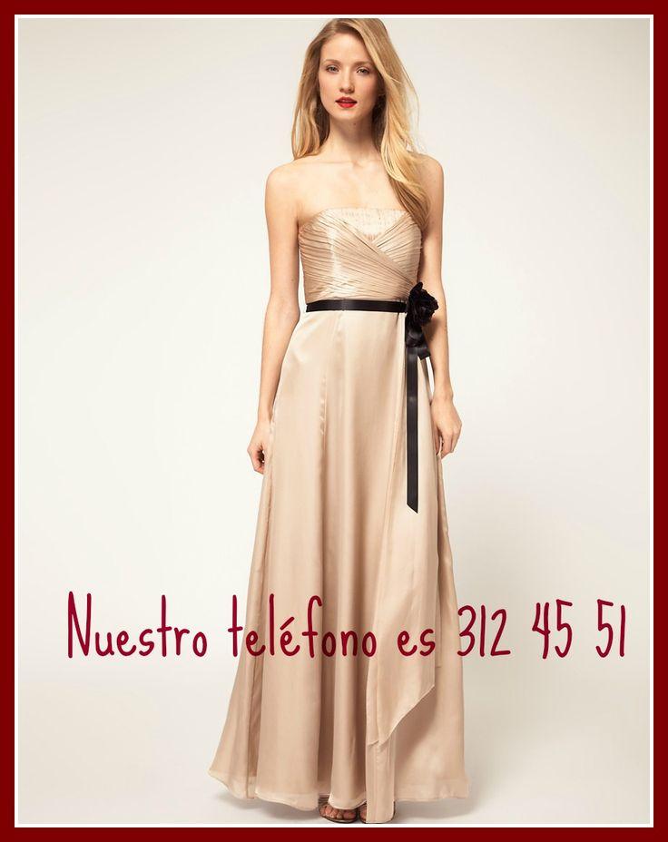 ¿Necesitas asesoría para elegir un atuendo elegante y sofisticado? En #LolasAlquilerdeVestidos estamos disponibles para ayudarte. ¡Llámanos!