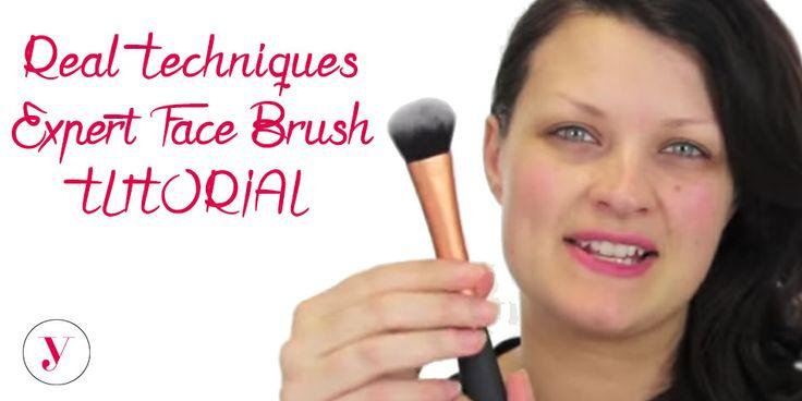 Clicca sul link per vedere il Video Tutorial #RealTechniques  http://www.vanitylovers.com/come-si-usa-expert-face-brush-realtechniques?utm_source=pinterest.com&utm_medium=post&utm_content=vanity-video-expert-face&utm_campaign=pin-vanity