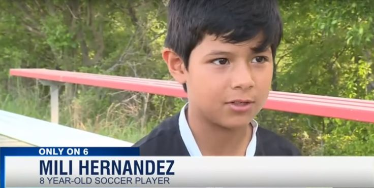A girls youth soccer team was disqualified from a tournament in Nebraska because organisers thought one of their players was a boy