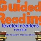 This file contains three printable primer books to use during guided reading. I created these little readers because my son likes to carry books ev...