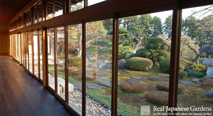Nōnin-ji in winter time. Nōnin-ji is a quiet Zen temple in Hannō, a one hour train ride from Tokyo.   Real Japanese Gardens http://www.japanesegardens.jp/gardens/famous/000060.php#