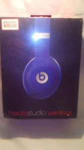 Beats Studio  Wireless White & Blue  NEW GENUINE - For Sale  AUTHENTIC https://rcelectronicsandmore.ecwid.com/