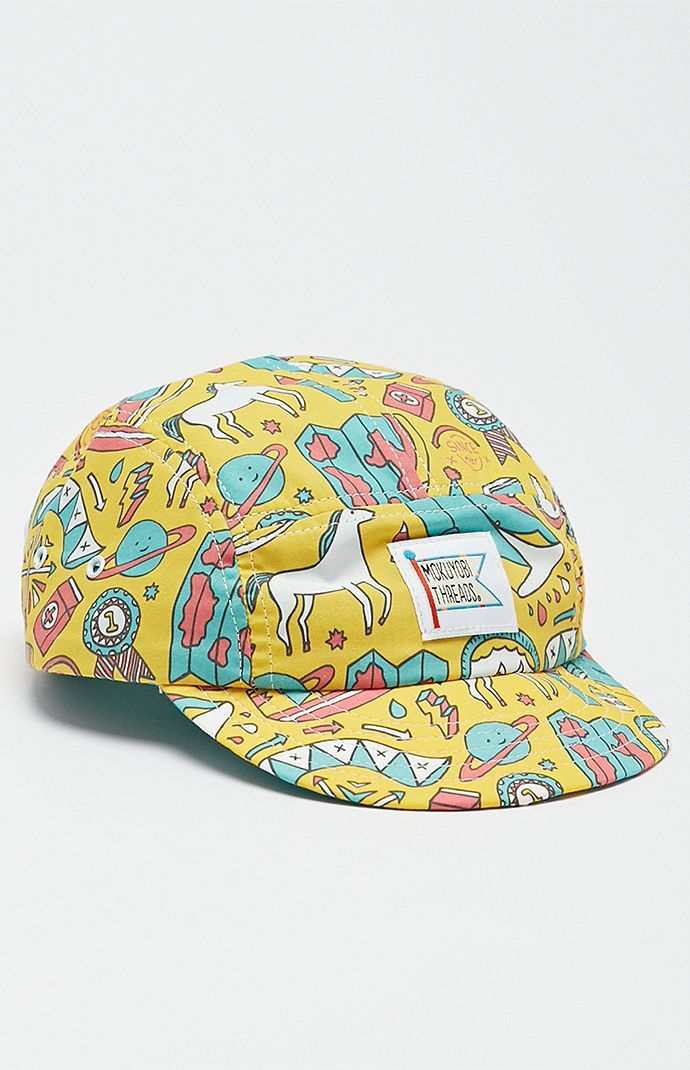 Adventure Party 5 Panel Hat