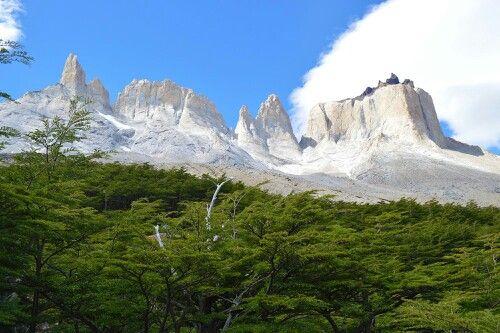 "Torres del Paine ""W"""