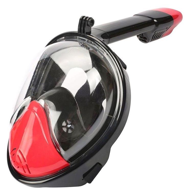 Easybreath Snorkeling Mask 180 Degree Dry Easy Free Breath Gear Summer for Gopo #EasybreathSnorkelingMask