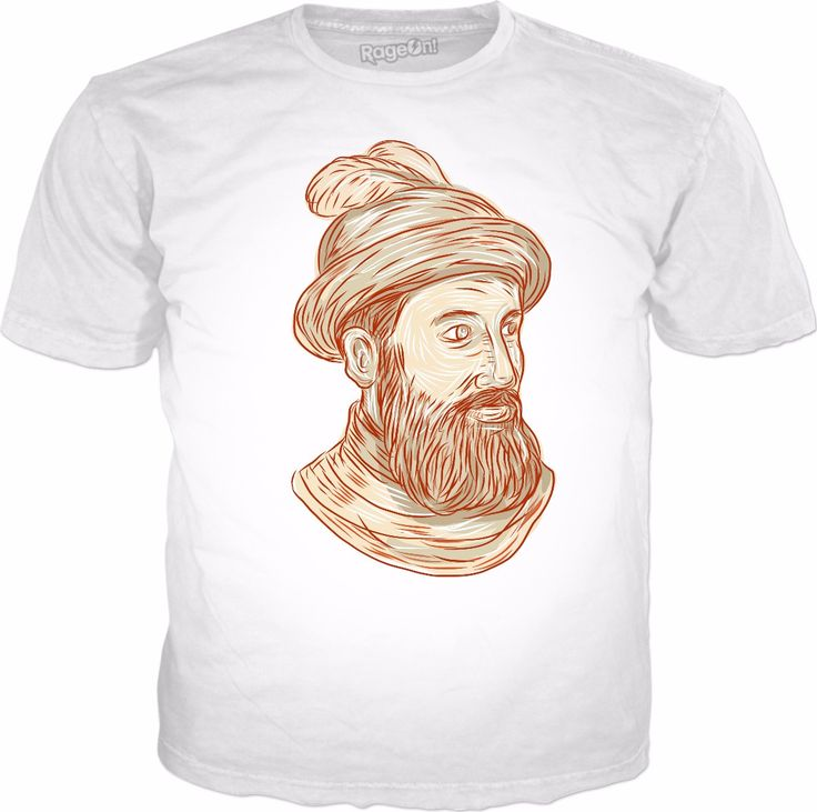 Check out my new product https://www.rageon.com/products/francisco-pizarro-drawing on RageOn!