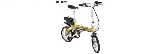 Bicicletta Elettrica pieghevole Wayel E-BIT