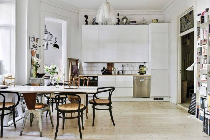 Boem și eclectic într-un apartament 58 m² Jurnal de design interior