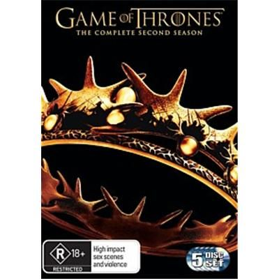 Game Of Thrones - Season 2