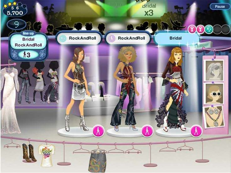 Jojo Fashion Show Game