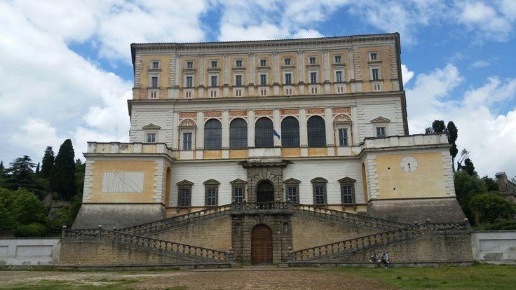 Palazzo Farnese Caprarola (Vt) Italy