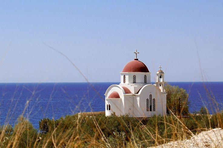 https://flic.kr/p/DurfD | Crete 2006 | near Myrtos kerkje little church