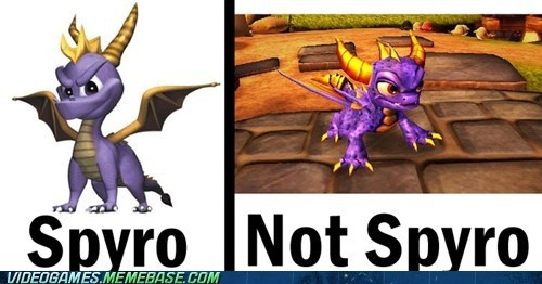 did you know gaming spyro - photo #30