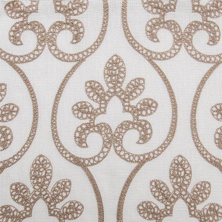 Chloe Curtain Panel : Semi Sheer Linen Style : 84, 96, 108, 120