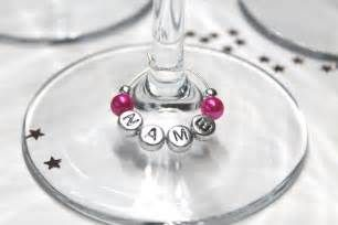 Search Ebay personalised wine glass charms. Views 11358.