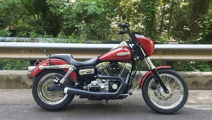#Forsale 2008 Harley Davidson Dyna #Auction @$4,051.00
