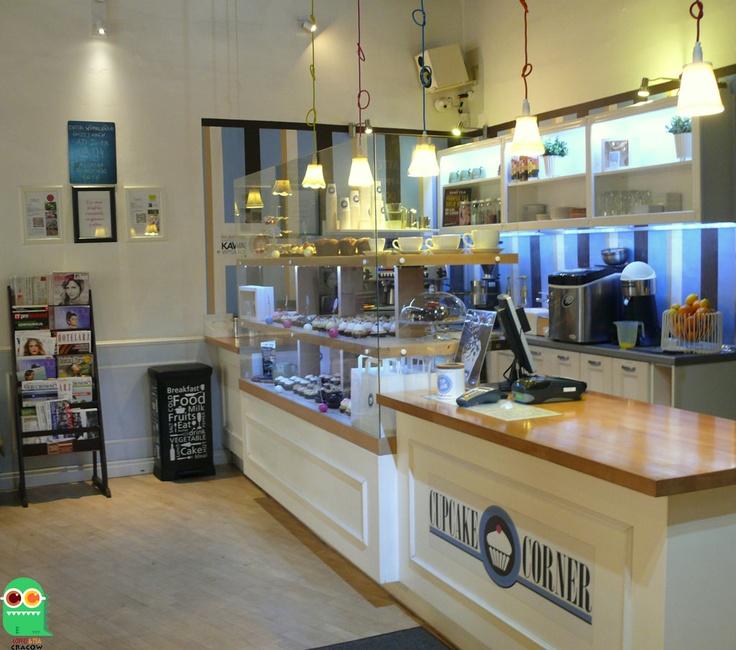Cupcake Corner Bakery Cracow