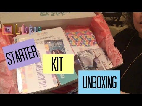 LuLaRoe Starter Kit Unboxing | LuLaRoe Kendra Pratt check through all her videos! She does 2 week uodate and then a few months in etc.