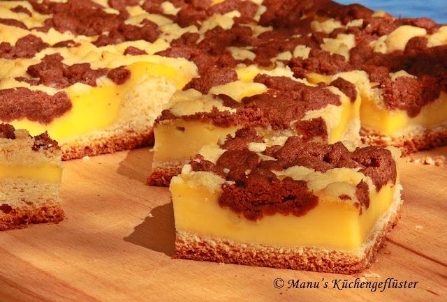 Eierlikör-Pudding-Streusel