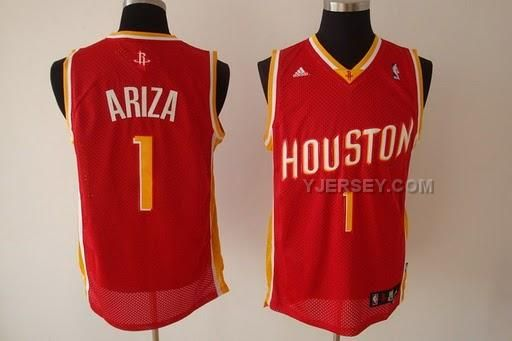 http://www.yjersey.com/nba-houston-rockets-1-ariza-red-jerseys.html NBA HOUSTON ROCKETS 1 ARIZA RED JERSEYS Only 34.00€ , Free Shipping!