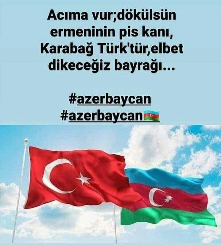 Qarabag Azərbaycanindir Adli Kullanicinin Ataturk Ve Turk Bayragimiz Panosundaki Pin Yildonumu Sozleri Turkiye Klasor