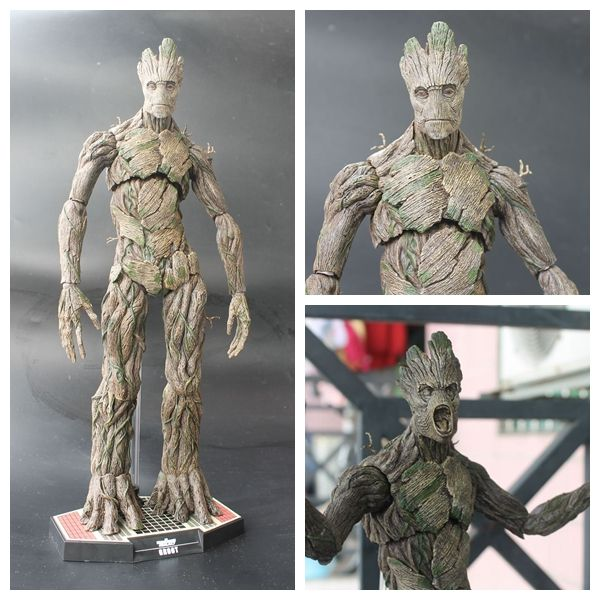 Guardians of the Galaxy Groot 42cm Action Figure //Price: $80.00 & FREE Shipping //     #batman #deadpool #marvelc #dc
