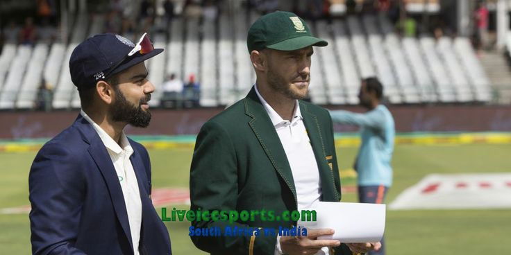 Check live cricket score, cricket scorecard and ball by ball critique of South Africa vs India second Test on Liveiccsports