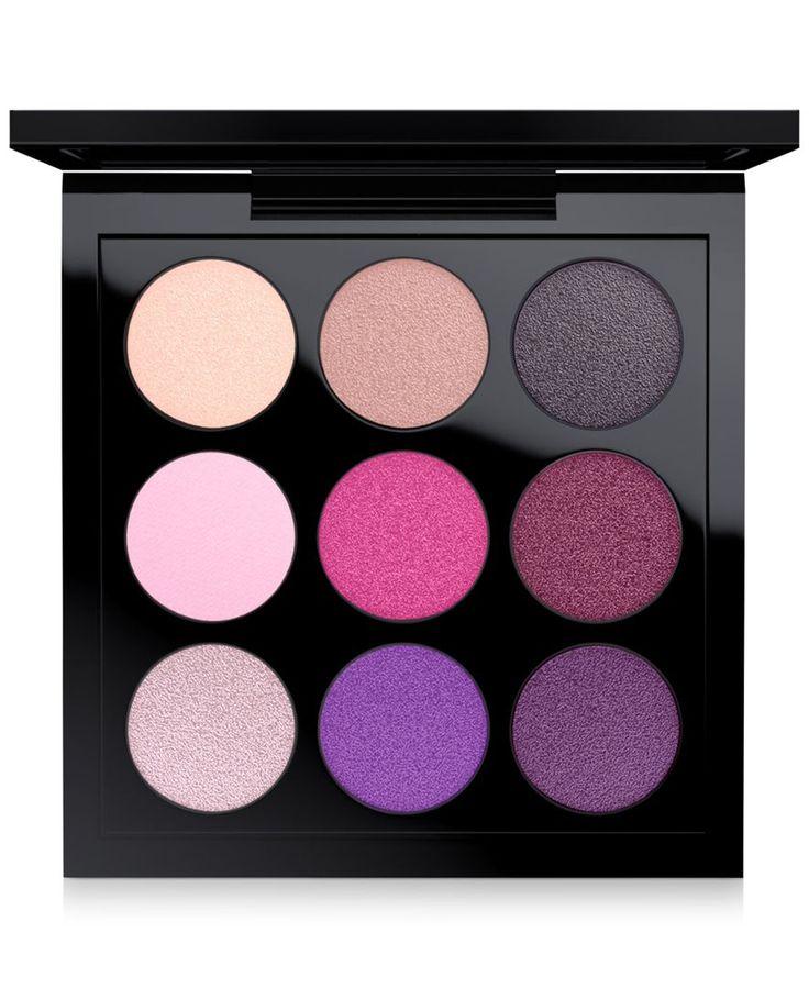 Mac Fashion Pack Eye Shadow X 9 Palette, Runway Worthy