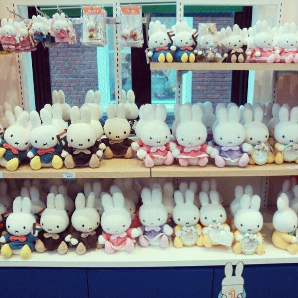 All the Miffys!