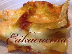 Lasagne Zucca Speck e Scamorza Affumicata