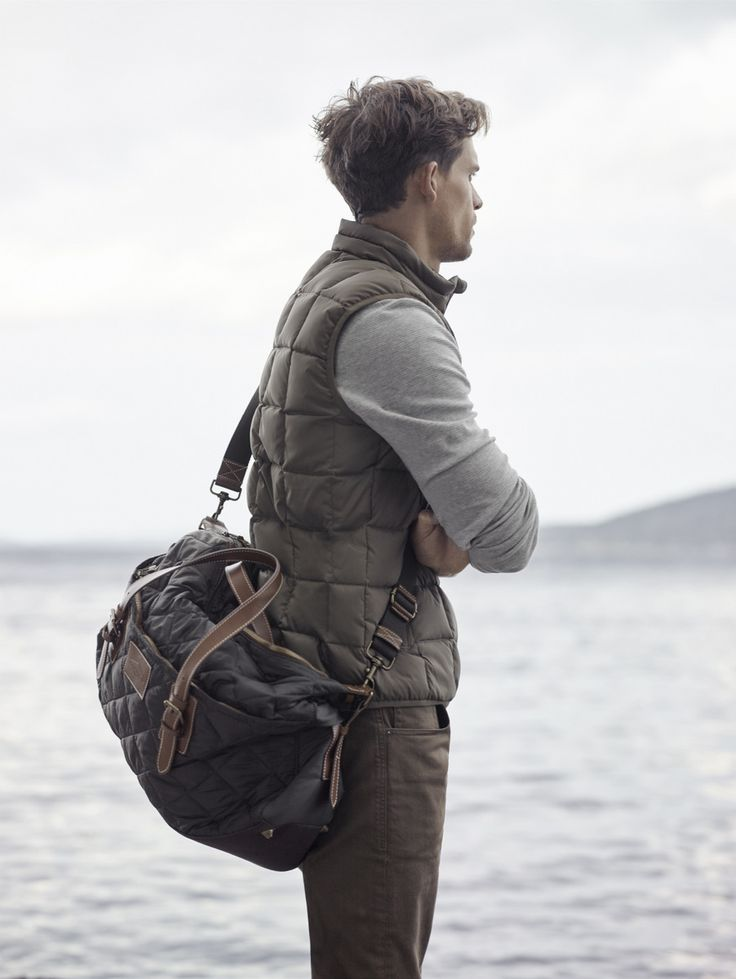 Rugged essentials and tough layers to tackle new frontiers. Explore Winter 2015 at http://www.countryroad.com.au/shop/man