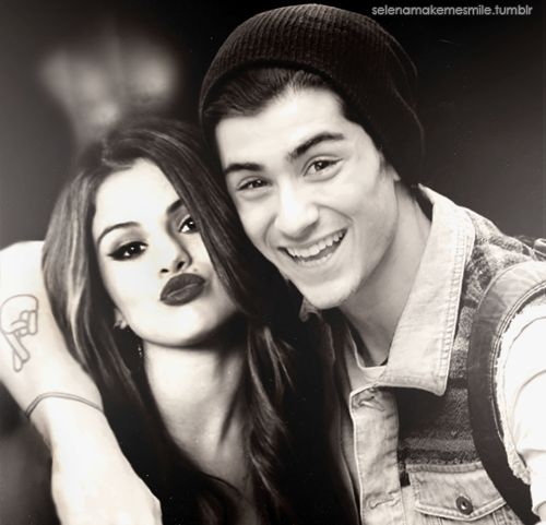 14 best images about Zayn and Selena Gomez on Pinterest ... Zayn Malik And Selena Gomez 2013