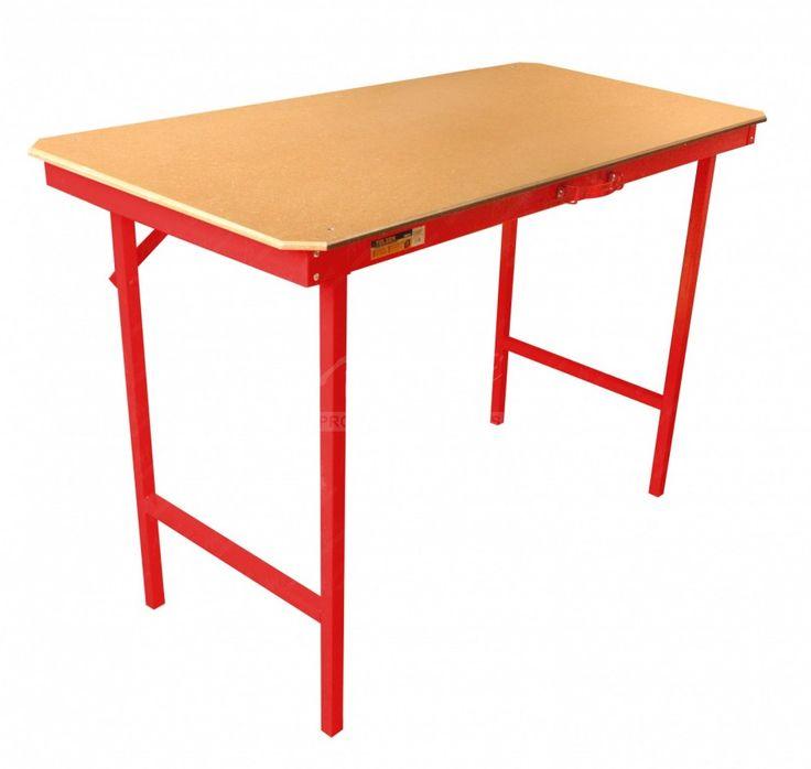Lehký přenosný pracovní stůl - TSB471 č.1