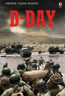 Usborne Young Reading: D-Day