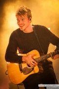 Cheeky grin. Kodaline at the Olympia, Dublin November 2013