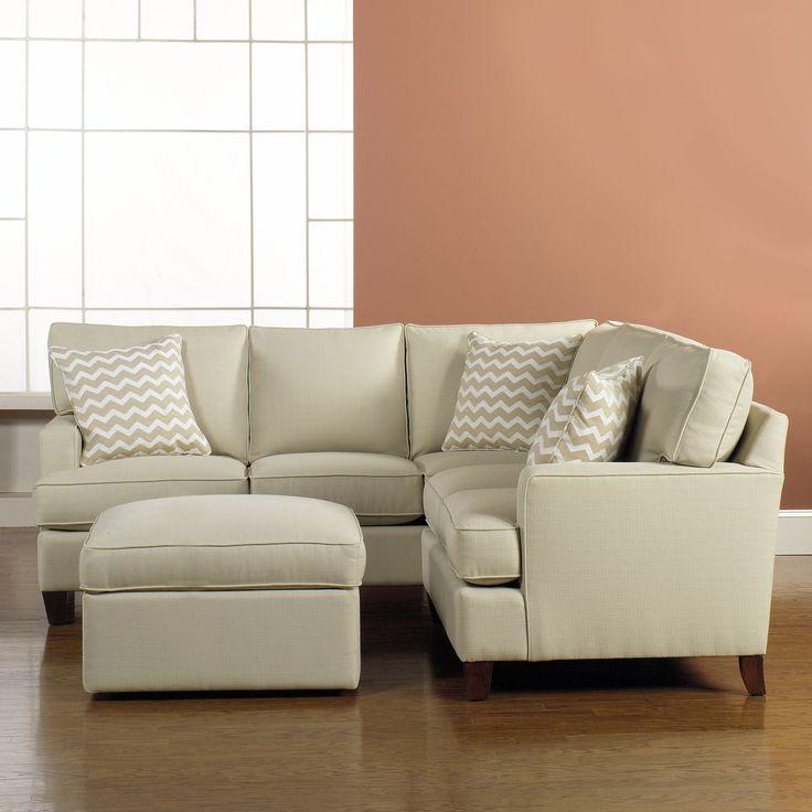 Best 25+ Small sectional sofa ideas on Pinterest   Corner sofa ...